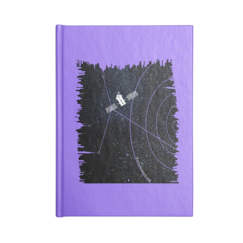 Call On Me - Inspired Design Accessories Blank Journal Notebook by Home Store - Music Artist Anthony Snape