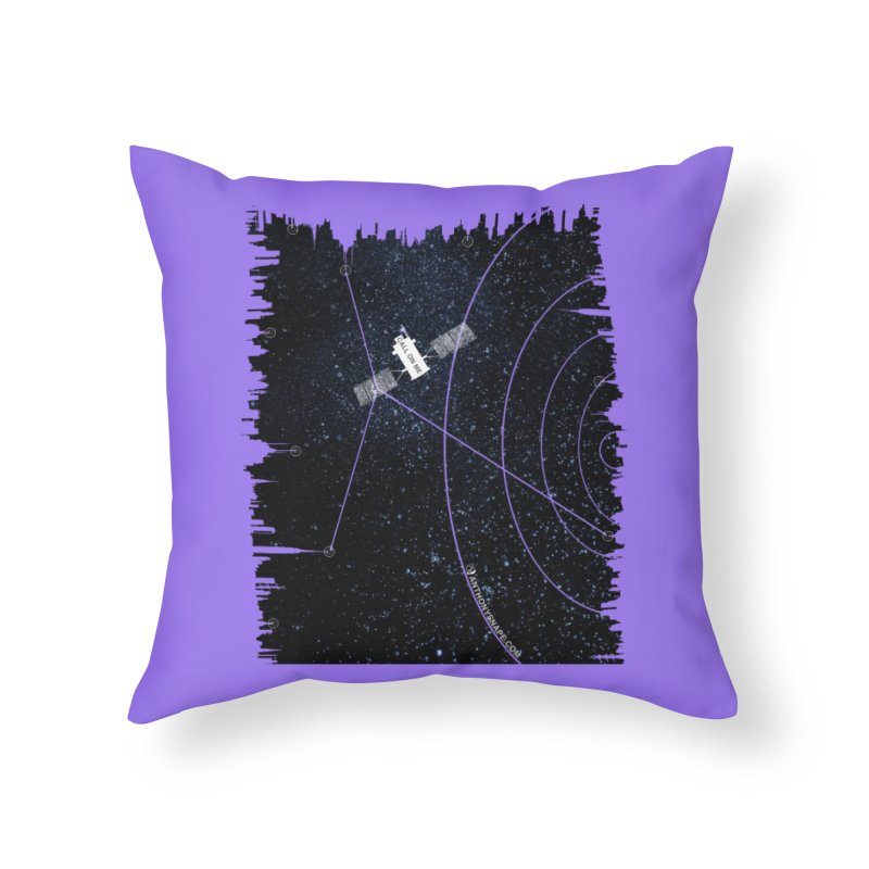 Call On Me - Inspired Design Home Throw Pillow by Home Store - Music Artist Anthony Snape
