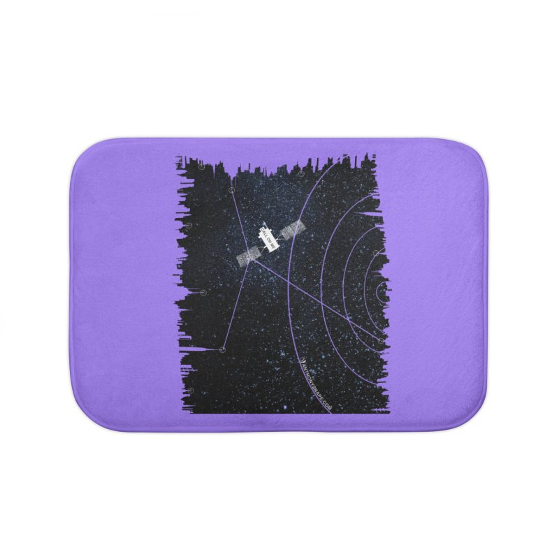 Call On Me - Inspired Design Home Bath Mat by Home Store - Music Artist Anthony Snape