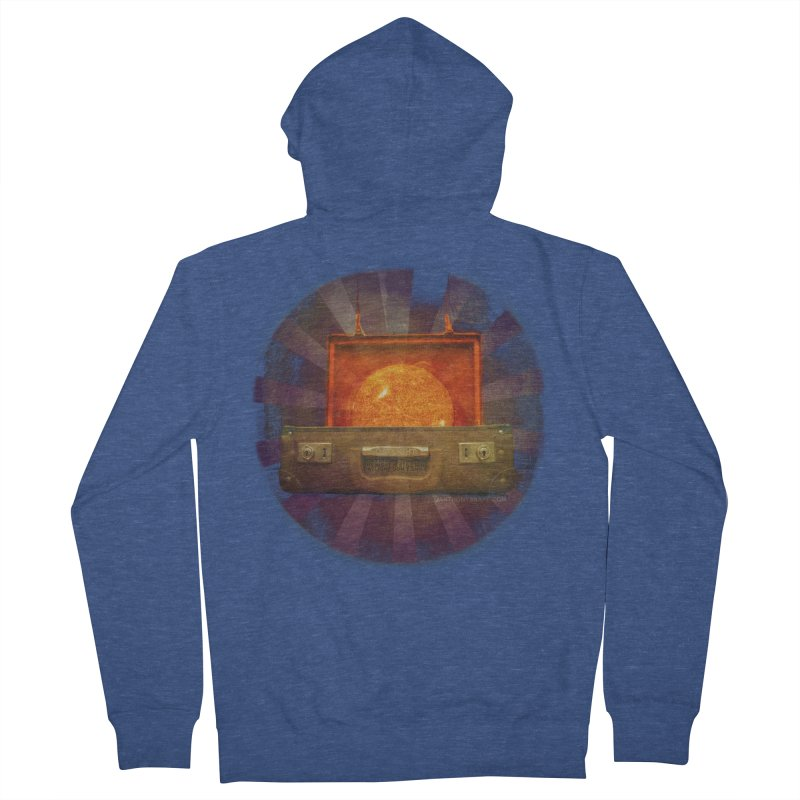 Daylight - Inspired Design Men's Zip-Up Hoody by Home Store - Music Artist Anthony Snape