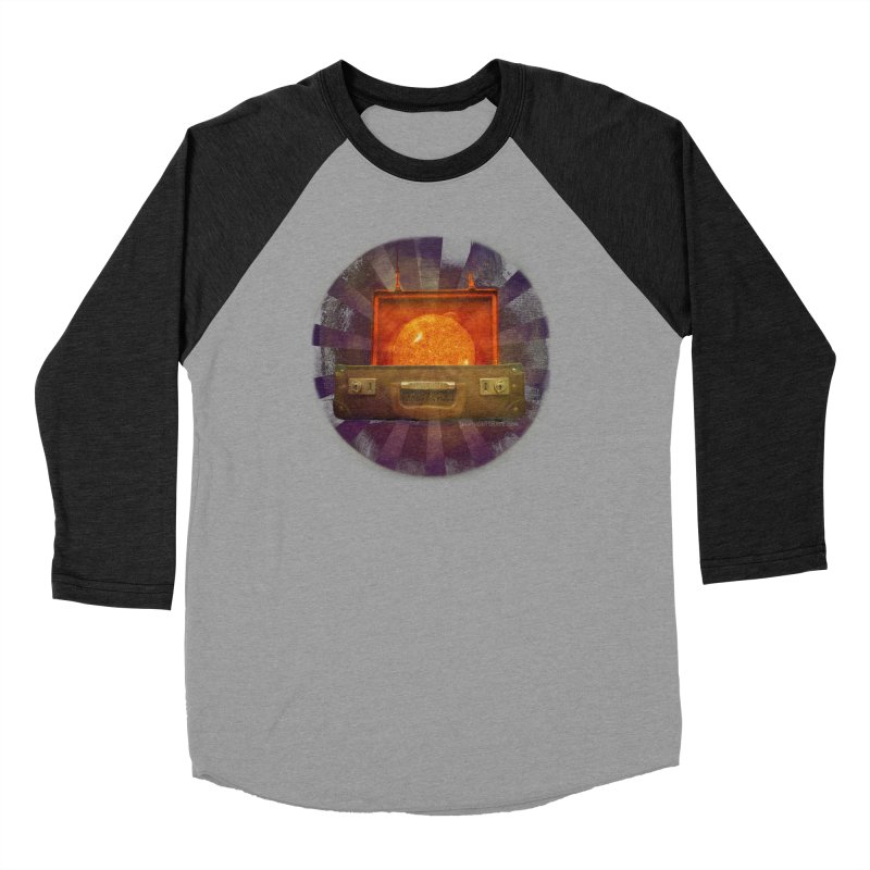Daylight - Inspired Design Men's Baseball Triblend Longsleeve T-Shirt by Home Store - Music Artist Anthony Snape