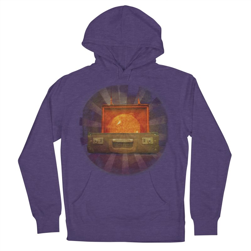Daylight - Inspired Design Women's French Terry Pullover Hoody by Home Store - Music Artist Anthony Snape