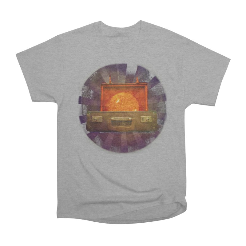 Daylight - Inspired Design Women's Heavyweight Unisex T-Shirt by Home Store - Music Artist Anthony Snape