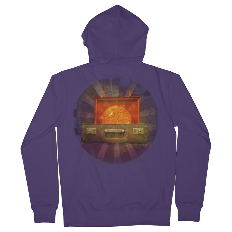 Daylight - Inspired Design Women's Zip-Up Hoody by Home Store - Music Artist Anthony Snape
