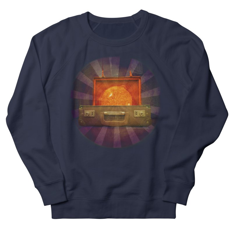 Daylight - Inspired Design Women's French Terry Sweatshirt by Home Store - Music Artist Anthony Snape