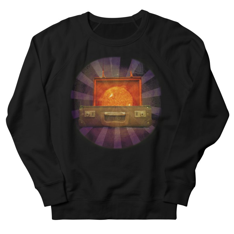 Daylight - Inspired Design Men's French Terry Sweatshirt by Home Store - Music Artist Anthony Snape
