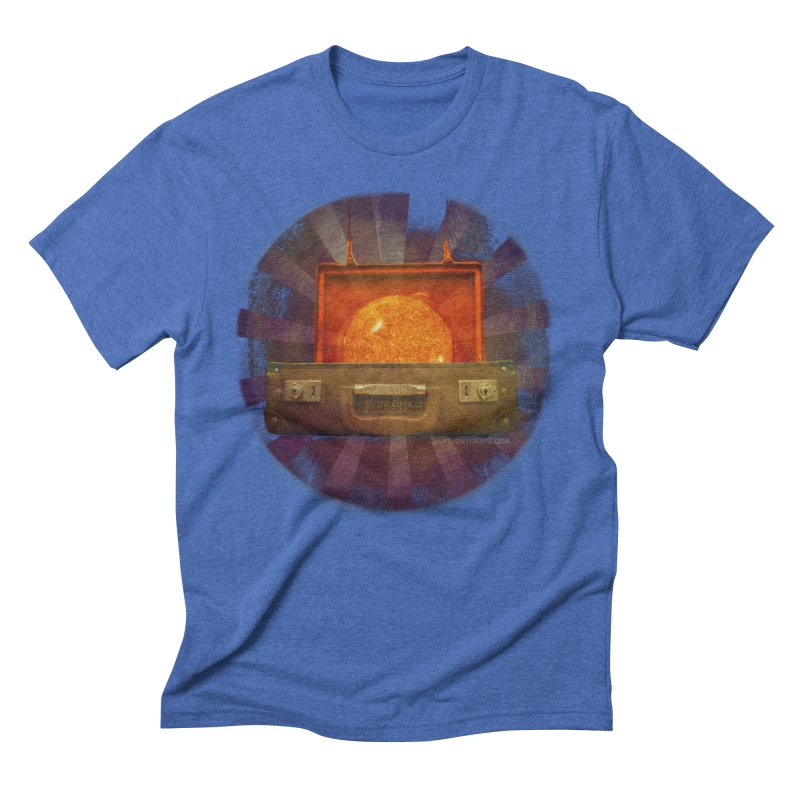 Daylight - Inspired Design Men's Triblend T-Shirt by Home Store - Music Artist Anthony Snape