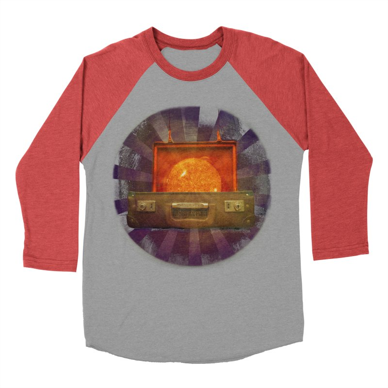Daylight - Inspired Design Women's Baseball Triblend Longsleeve T-Shirt by Home Store - Music Artist Anthony Snape