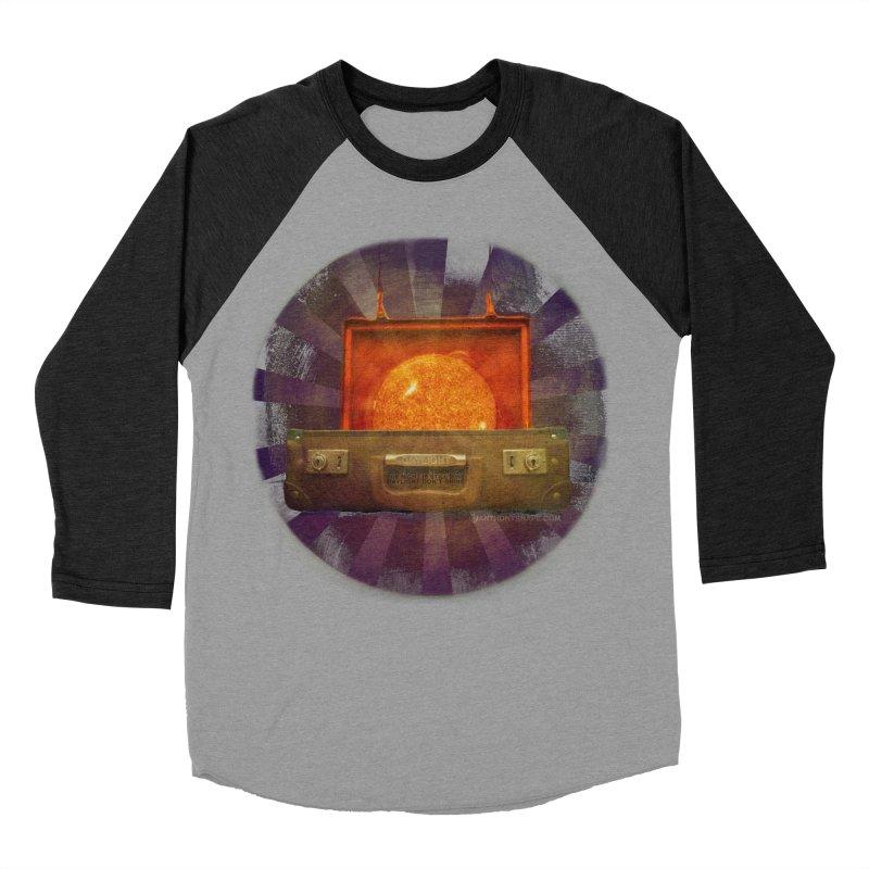 Daylight - Inspired Design Women's Baseball Triblend Longsleeve T-Shirt by Home Store - Music Artist Anthony Snape