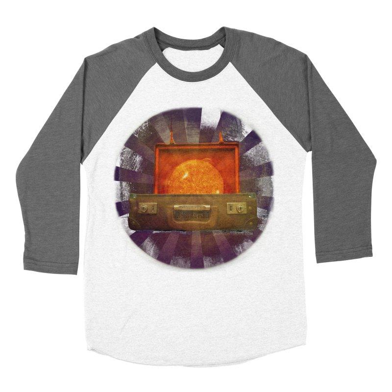 Daylight - Inspired Design Men's Baseball Triblend Longsleeve T-Shirt by Home Store - Music Artist Anthony Snape