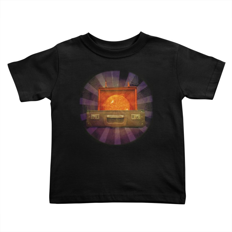 Daylight - Inspired Design Kids Toddler T-Shirt by Home Store - Music Artist Anthony Snape