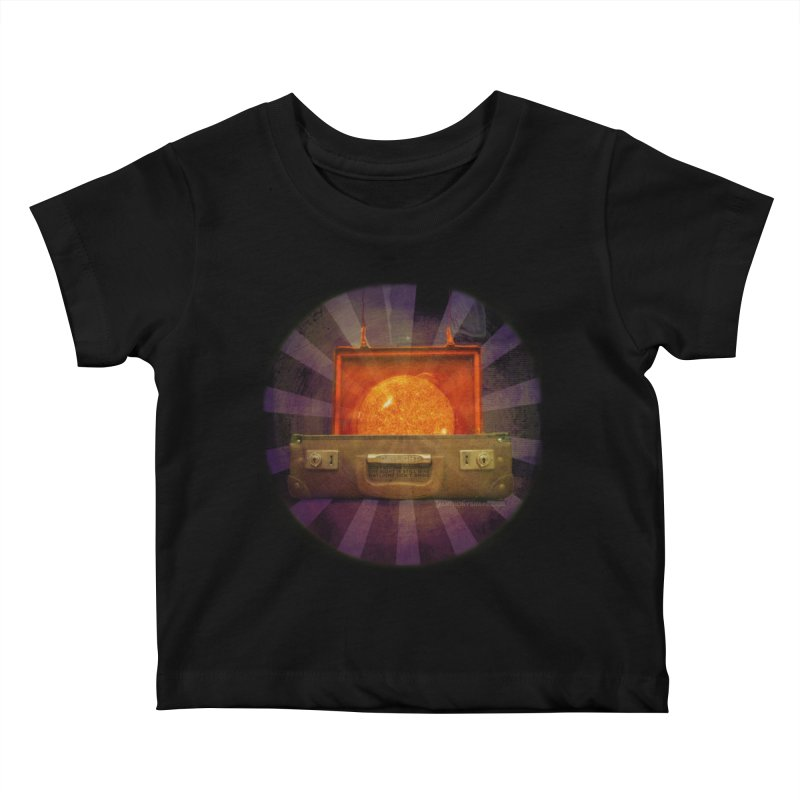 Daylight - Inspired Design Kids Baby T-Shirt by Home Store - Music Artist Anthony Snape