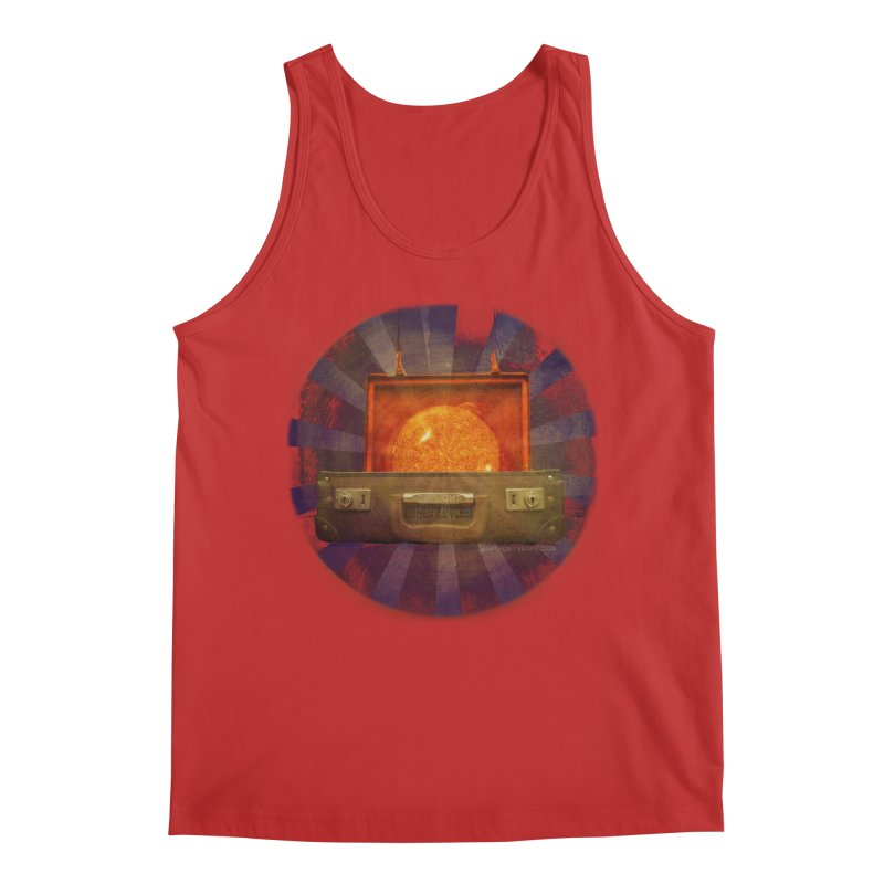 Daylight - Inspired Design Men's Tank by Home Store - Music Artist Anthony Snape