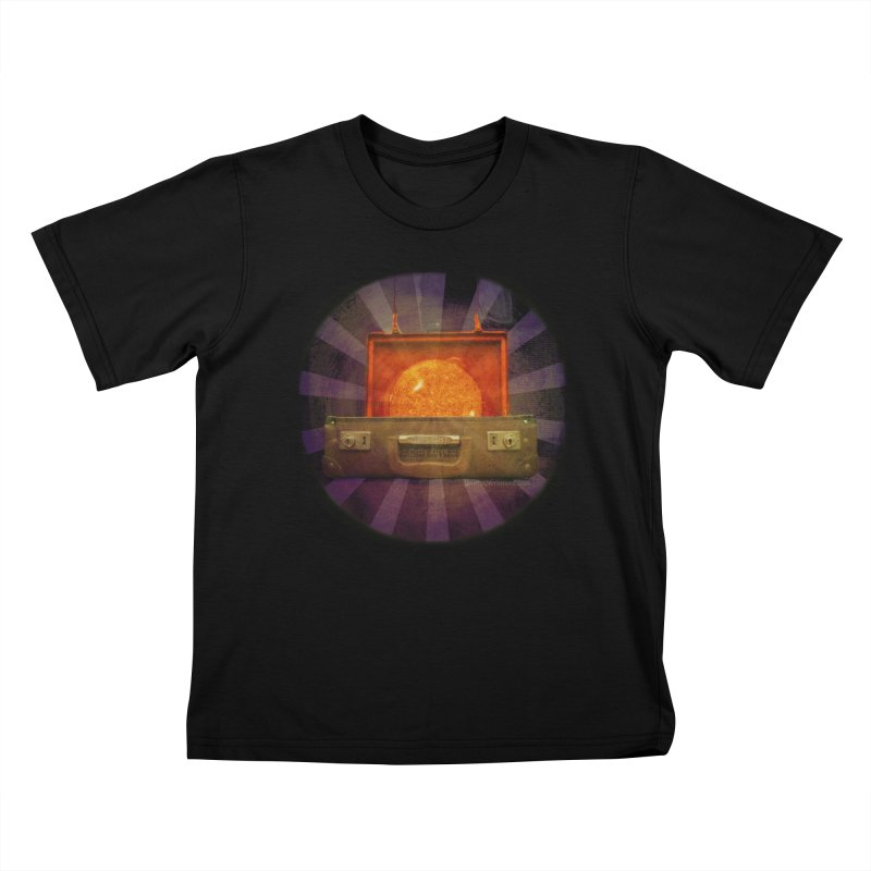 Daylight - Inspired Design Kids T-Shirt by Home Store - Music Artist Anthony Snape