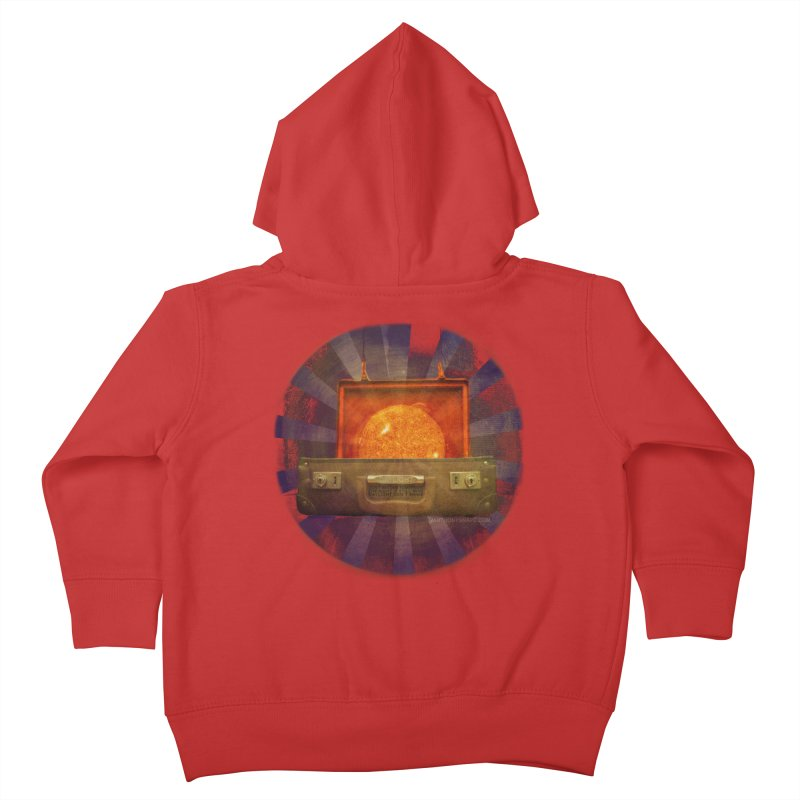 Daylight - Inspired Design Kids Toddler Zip-Up Hoody by Home Store - Music Artist Anthony Snape