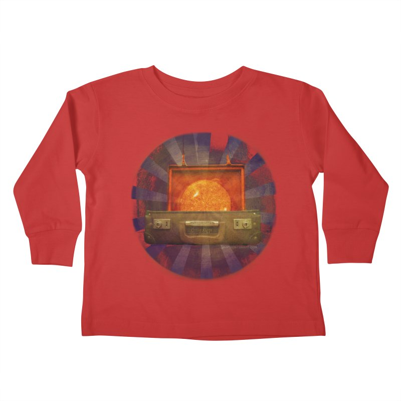 Daylight - Inspired Design Kids Toddler Longsleeve T-Shirt by Home Store - Music Artist Anthony Snape