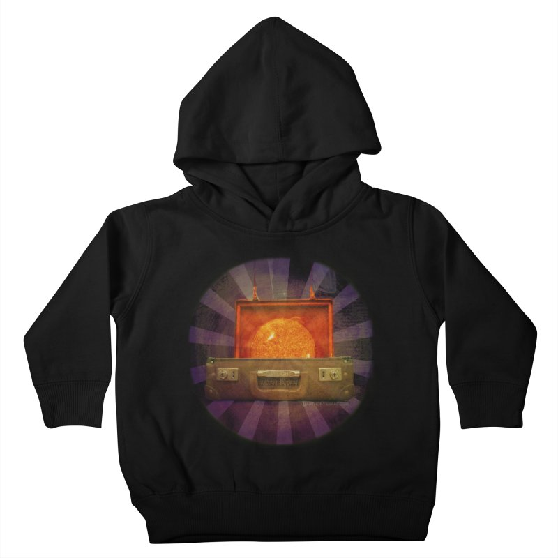 Daylight - Inspired Design Kids Toddler Pullover Hoody by Home Store - Music Artist Anthony Snape