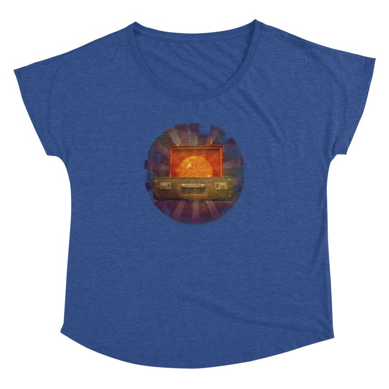 Daylight - Inspired Design Women's Dolman Scoop Neck by Home Store - Music Artist Anthony Snape