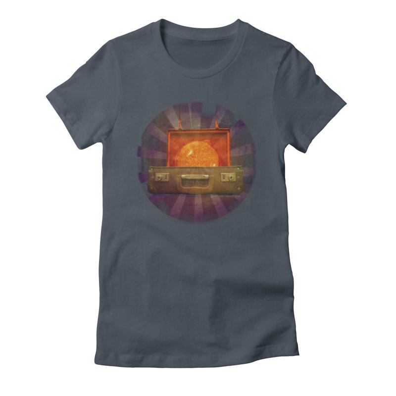 Daylight - Inspired Design Women's T-Shirt by Home Store - Music Artist Anthony Snape