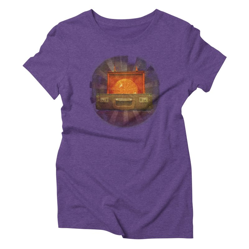 Daylight - Inspired Design Women's Triblend T-Shirt by Home Store - Music Artist Anthony Snape