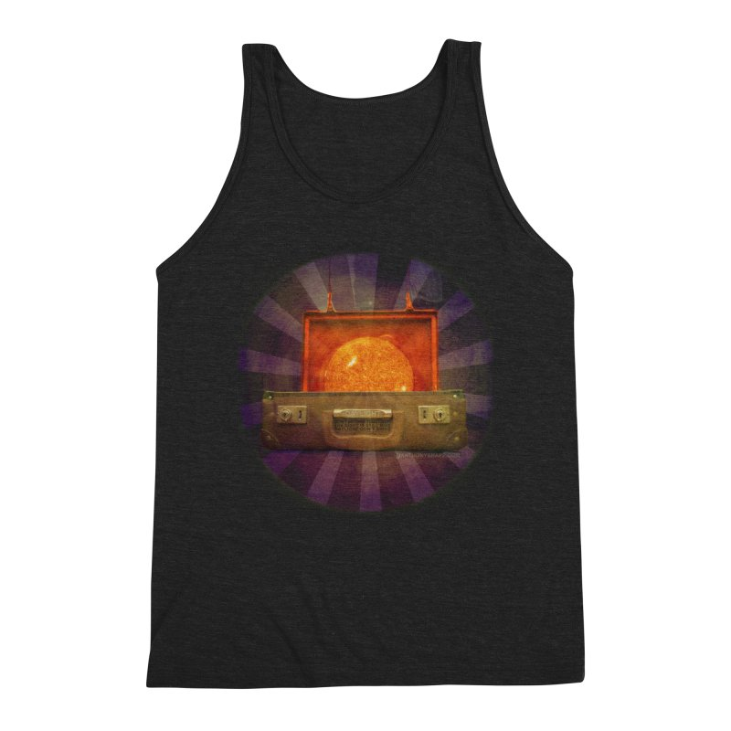 Daylight - Inspired Design Men's Triblend Tank by Home Store - Music Artist Anthony Snape