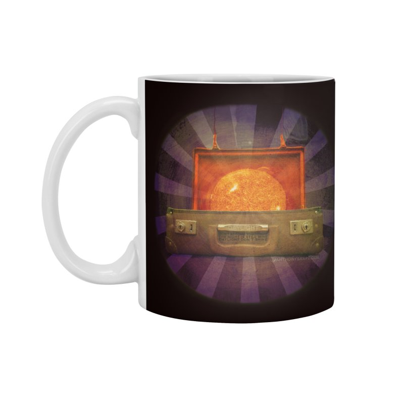 Daylight - Inspired Design Accessories Standard Mug by Home Store - Music Artist Anthony Snape