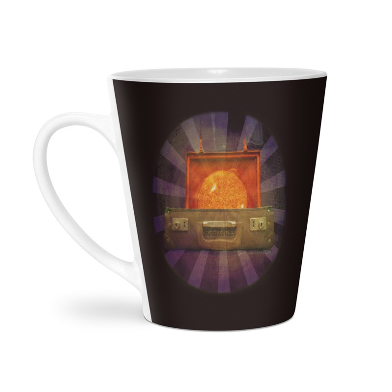 Daylight - Inspired Design Accessories Latte Mug by Home Store - Music Artist Anthony Snape