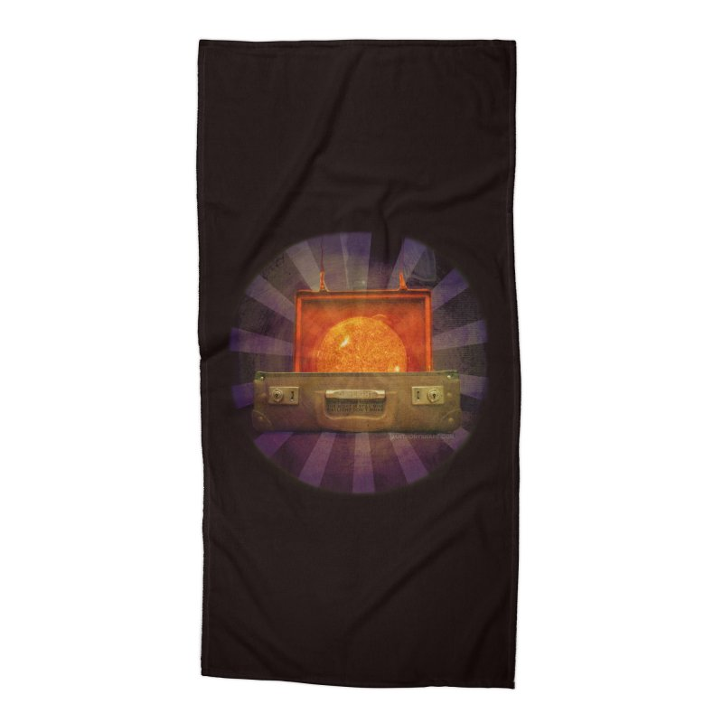 Daylight - Inspired Design Accessories Beach Towel by Home Store - Music Artist Anthony Snape