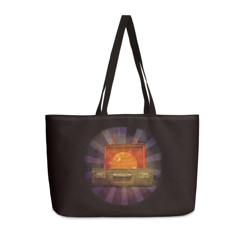 Daylight - Inspired Design Accessories Weekender Bag Bag by Home Store - Music Artist Anthony Snape