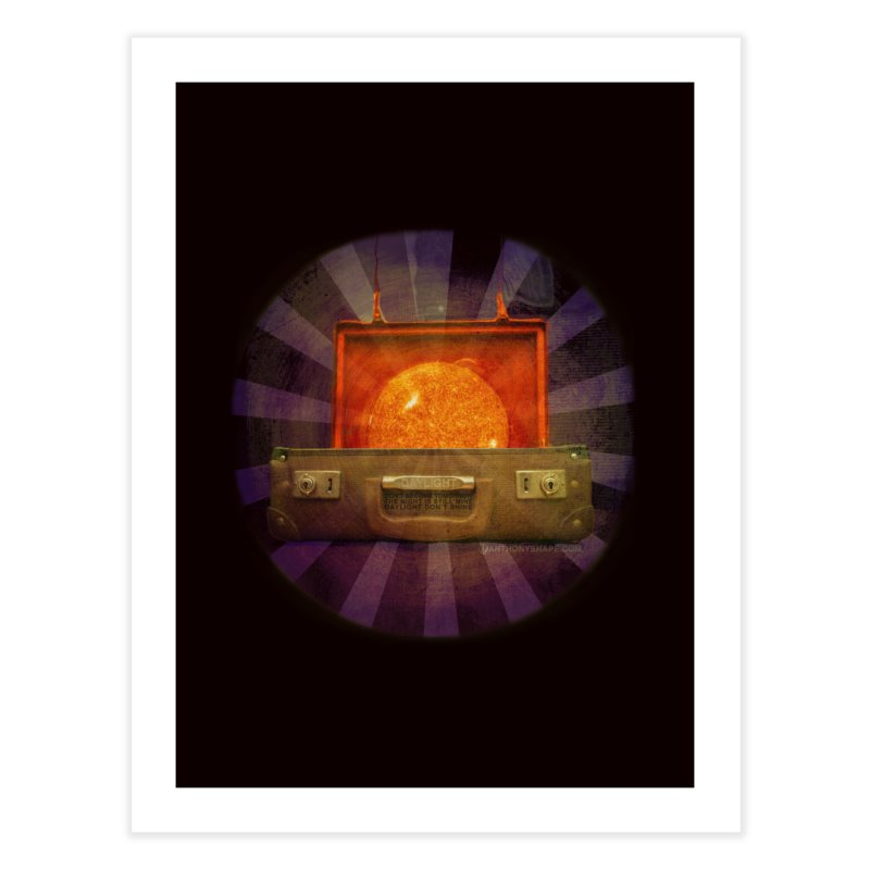 Daylight - Inspired Design Home Fine Art Print by Home Store - Music Artist Anthony Snape