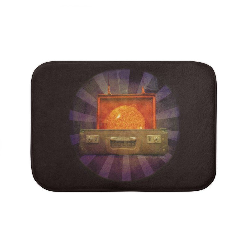 Daylight - Inspired Design Home Bath Mat by Home Store - Music Artist Anthony Snape