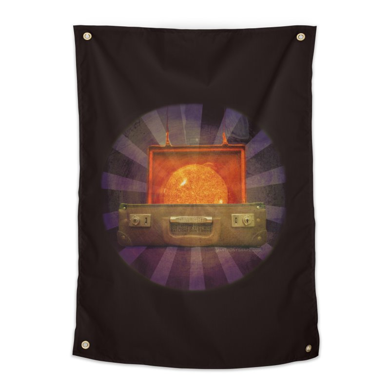 Daylight - Inspired Design Home Tapestry by Home Store - Music Artist Anthony Snape