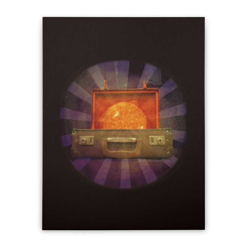 Daylight - Inspired Design Home Stretched Canvas by Home Store - Music Artist Anthony Snape