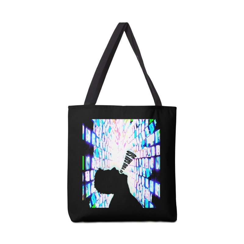 SAY SO - Inspired Design Accessories Tote Bag Bag by Home Store - Music Artist Anthony Snape