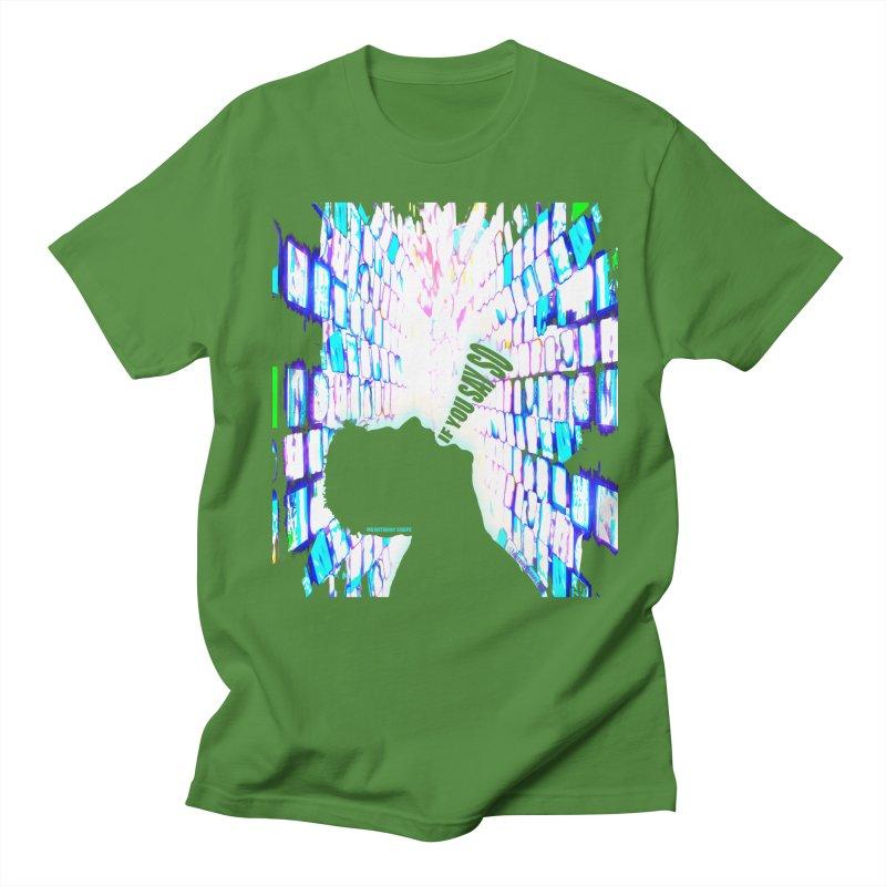 SAY SO - Inspired Design Men's Regular T-Shirt by Home Store - Music Artist Anthony Snape