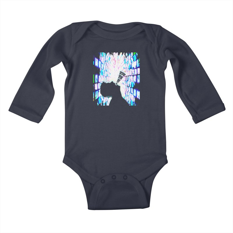 SAY SO - Inspired Design Kids Baby Longsleeve Bodysuit by Home Store - Music Artist Anthony Snape