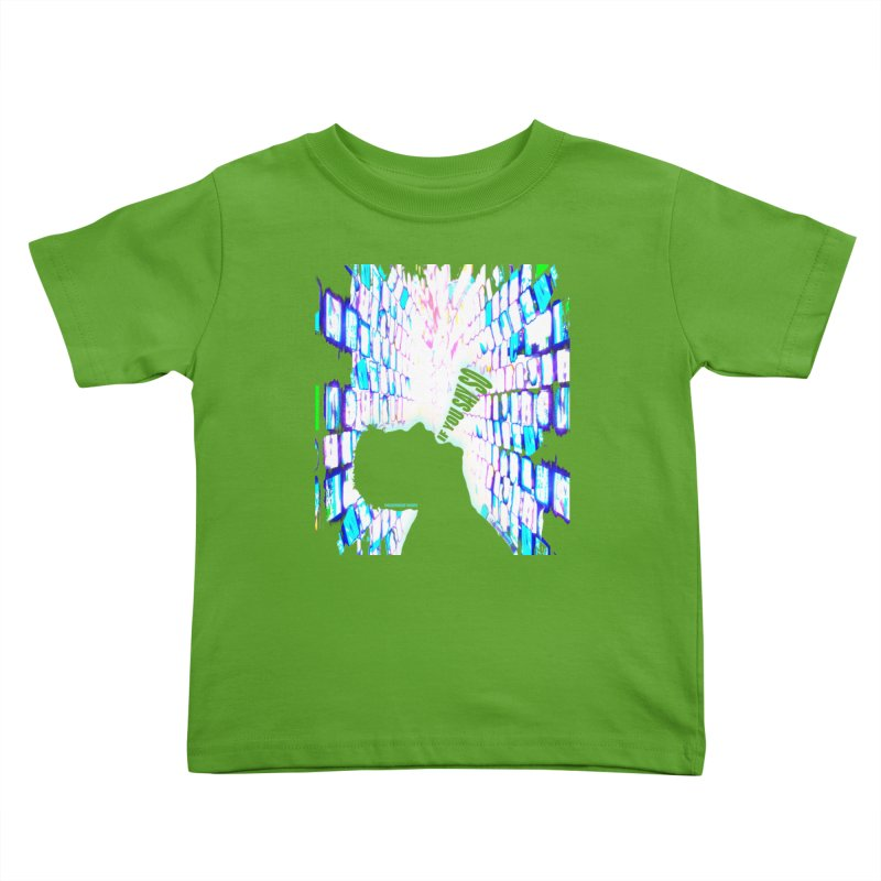 SAY SO - Inspired Design Kids Toddler T-Shirt by Home Store - Music Artist Anthony Snape
