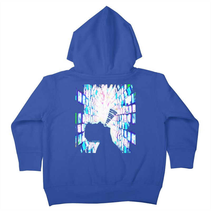 SAY SO - Inspired Design Kids Toddler Zip-Up Hoody by Home Store - Music Artist Anthony Snape