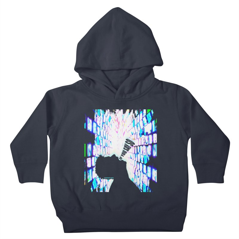 SAY SO - Inspired Design Kids Toddler Pullover Hoody by Home Store - Music Artist Anthony Snape