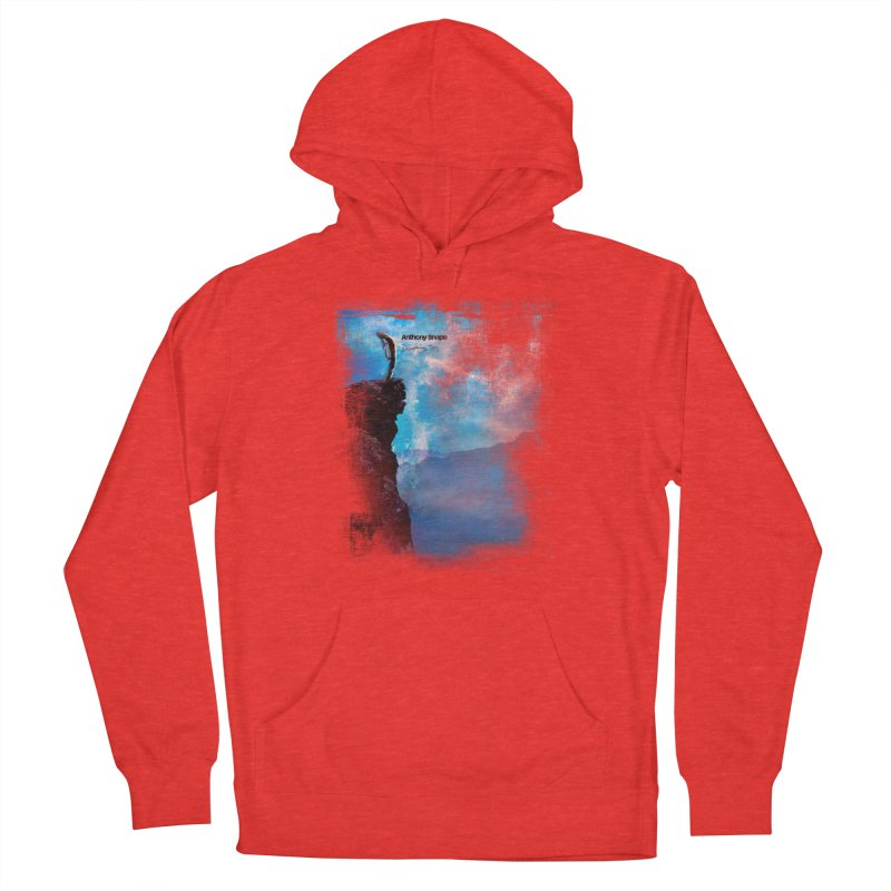 Disappearing Day - Song Inspired Art Men's Pullover Hoody by Music Artist Anthony Snape