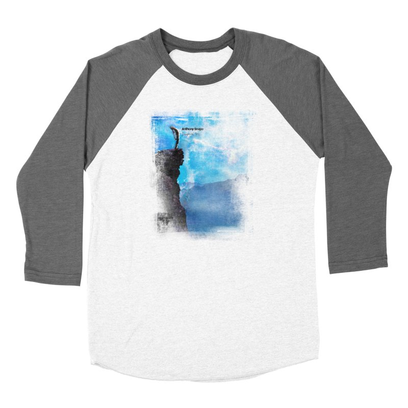 Disappearing Day - Song Inspired Art Women's Longsleeve T-Shirt by Music Artist Anthony Snape