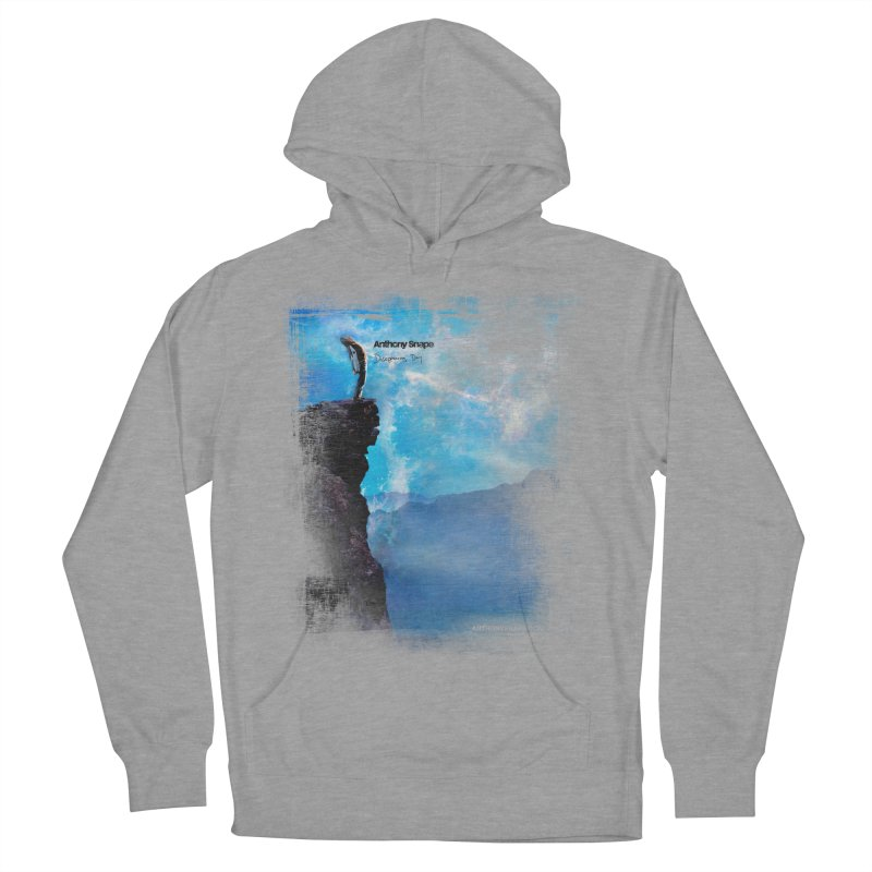 Disappearing Day - Song Inspired Art Women's Pullover Hoody by Home Store - Music Artist Anthony Snape