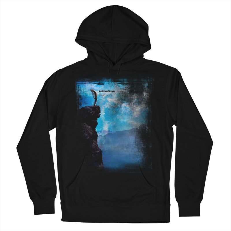 Disappearing Day - Song Inspired Art Women's French Terry Pullover Hoody by Home Store - Music Artist Anthony Snape
