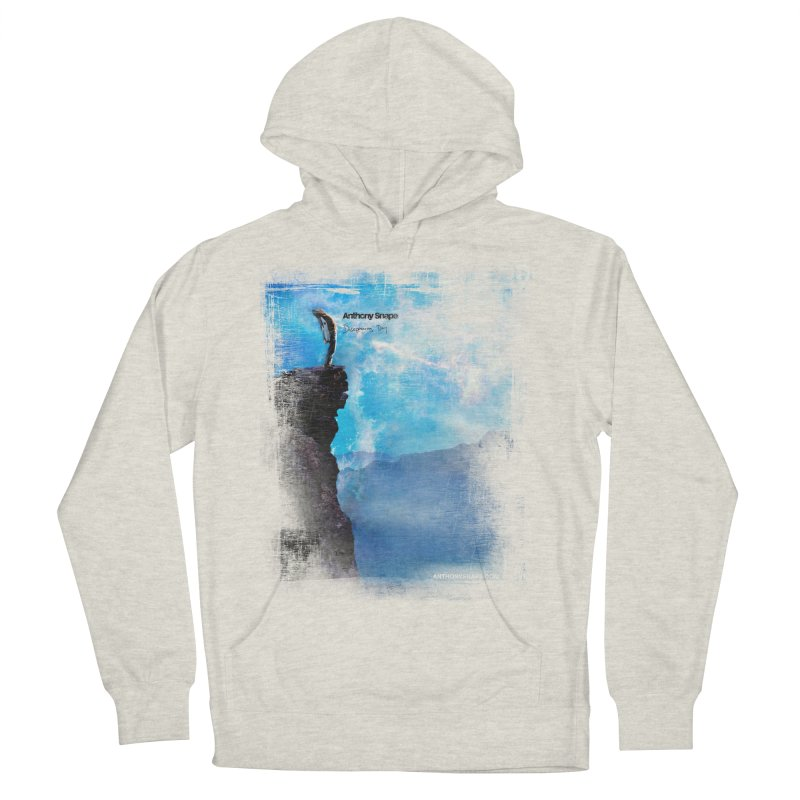 Disappearing Day - Song Inspired Art Men's French Terry Pullover Hoody by Home Store - Music Artist Anthony Snape