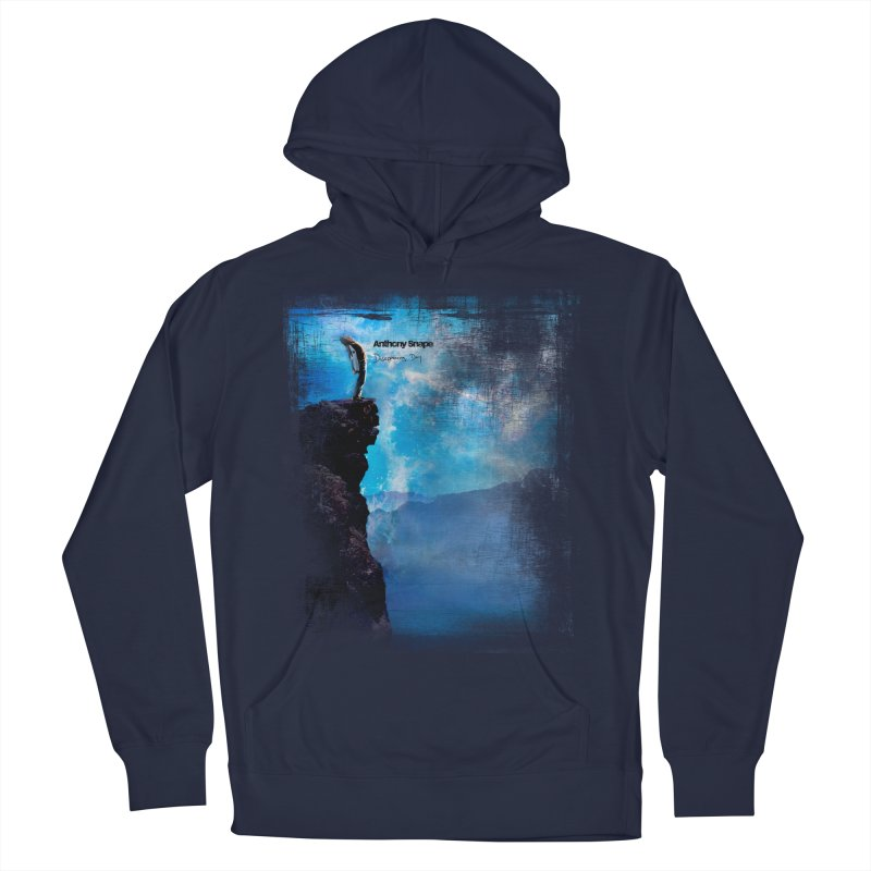 Disappearing Day - Song Inspired Art Men's Pullover Hoody by Home Store - Music Artist Anthony Snape