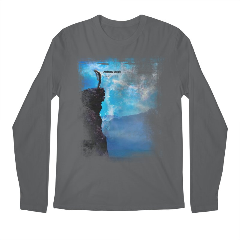 Disappearing Day - Song Inspired Art Men's Longsleeve T-Shirt by Home Store - Music Artist Anthony Snape