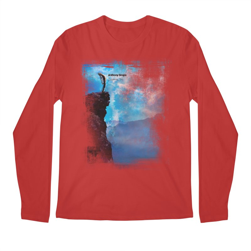 Disappearing Day - Song Inspired Art Men's Regular Longsleeve T-Shirt by Home Store - Music Artist Anthony Snape