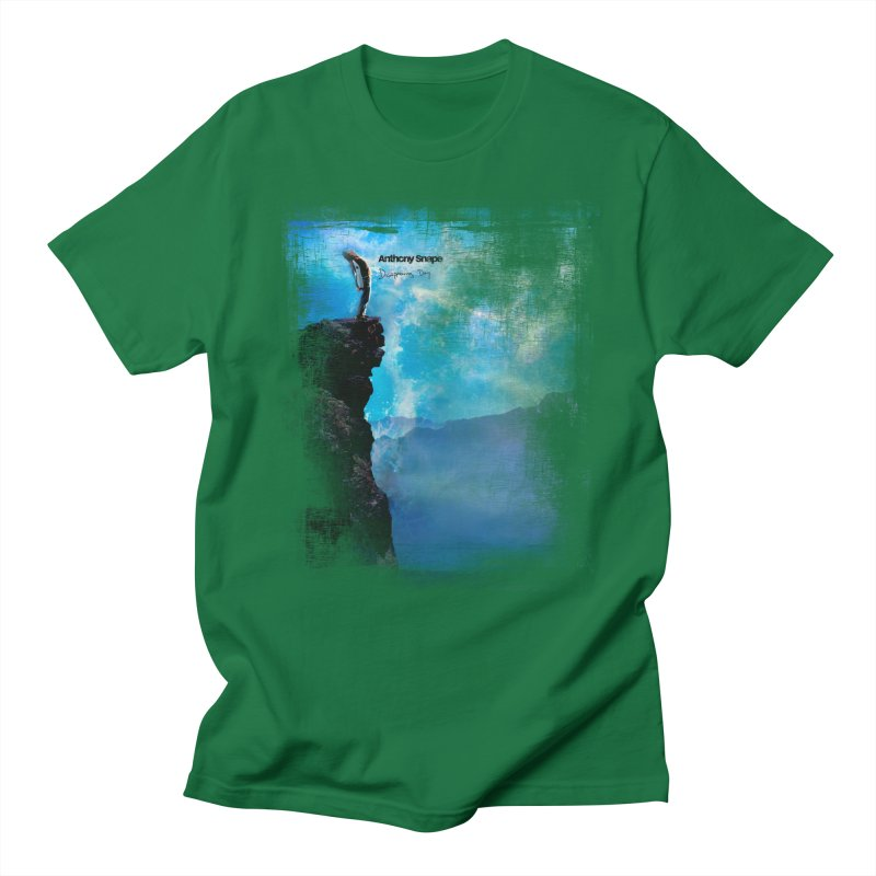 Disappearing Day - Song Inspired Art Men's Regular T-Shirt by Home Store - Music Artist Anthony Snape