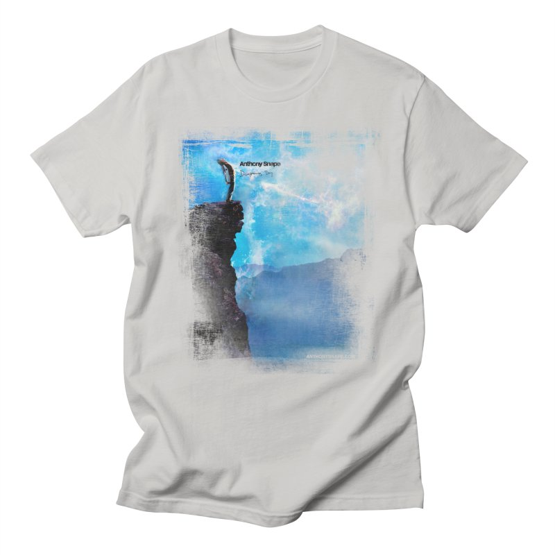 Disappearing Day - Song Inspired Art Men's T-Shirt by Home Store - Music Artist Anthony Snape