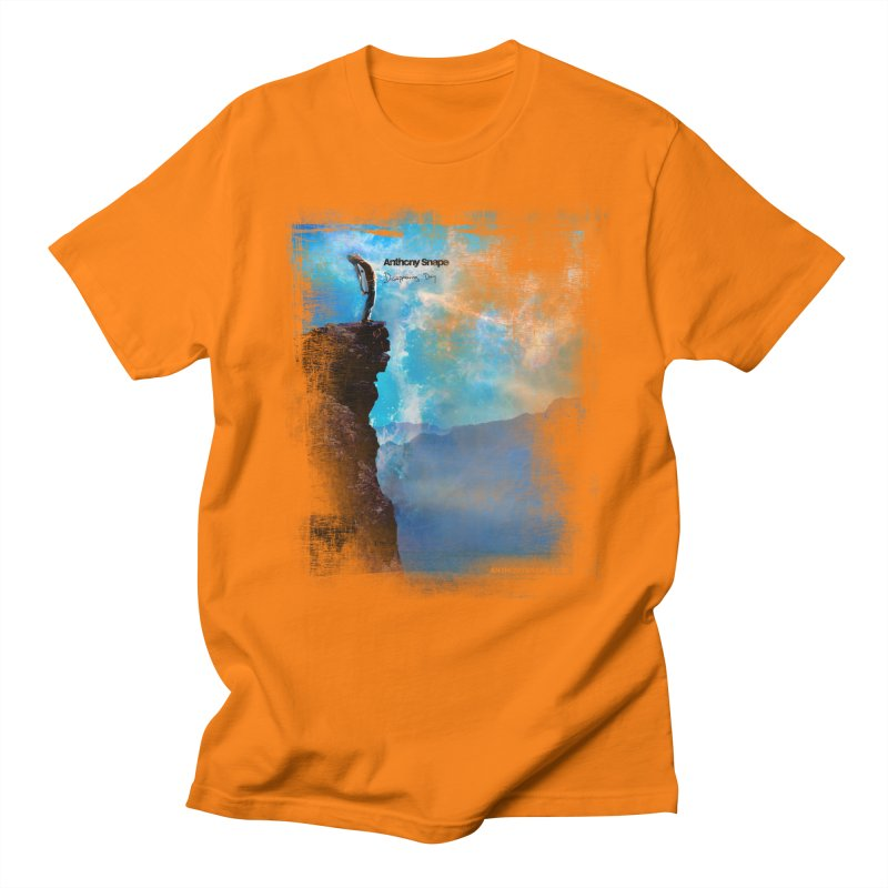 Disappearing Day - Song Inspired Art Women's Regular Unisex T-Shirt by Home Store - Music Artist Anthony Snape